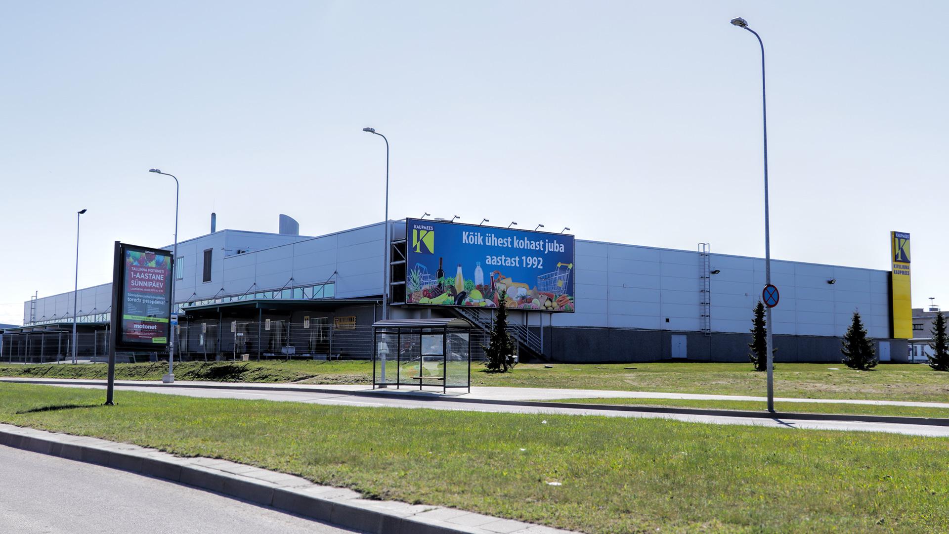 Kivilinna Kaupmees Vesse 1, Tallinn