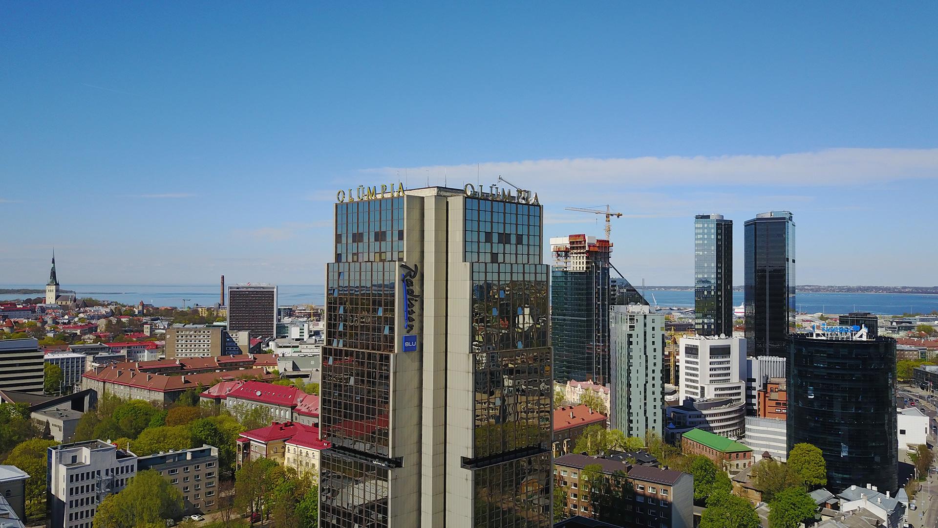 Radisson Blu Olümpia Hotell