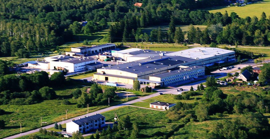 Mistra-Autexi kompleks on Raasiku aleviku servas Jõelähtme valla piiril.