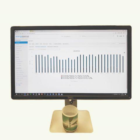 Sigfox'i IoT tehnoloogial põhinev monitooringuplatvorm. Foto: Energiateenuse fotopank