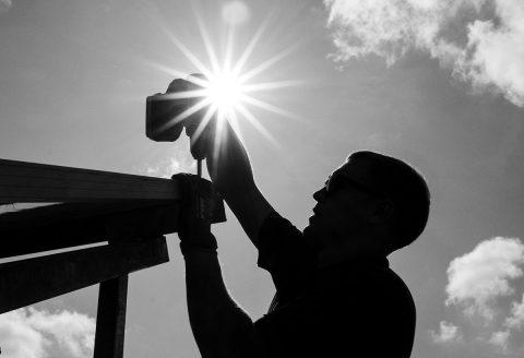 Energiateenus paigaldab päikesejaama kohe!  (Foto: Kristiina Sipelgas)